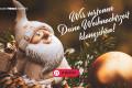 Emotionale Weihnachtsgrüsse von PEP